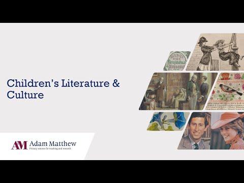 Children's Literature & Culture - New for 2020