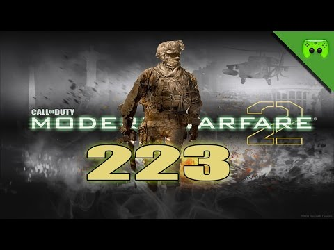 "MODERN WARFARE 2 # 223 - Team ""Zerstörer"" legt los «»  Let's Play Modern Warfare 2 