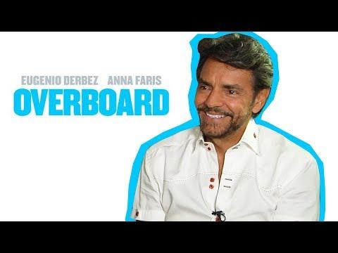 Eugenio Derbez Interview: Overboard