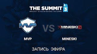 MVP.HOT6 vs Mineski, game 1