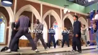 Housefull 2 - Behind the scenes (LEAKED VIDEO)