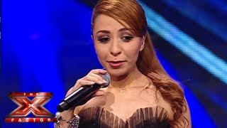 إيمان كركيبو - العروض المباشرة - الاسبوع 4 - The X Factor 2013
