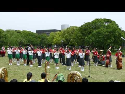 亀岡中学校 吹奏楽部 @ ブラスエキスポ2016