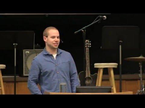 7 Fév. 2016 Témoignage d'appel au pastorat- Michael Caron