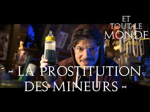 Outils pour lutter contre la prostitution des mineurs