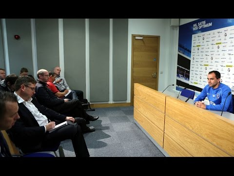Conference - Everton will hold a press conference at 4pm on Tuesday.