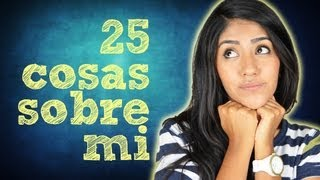25 Cosas sobre mi  Karen Platica Polinesia