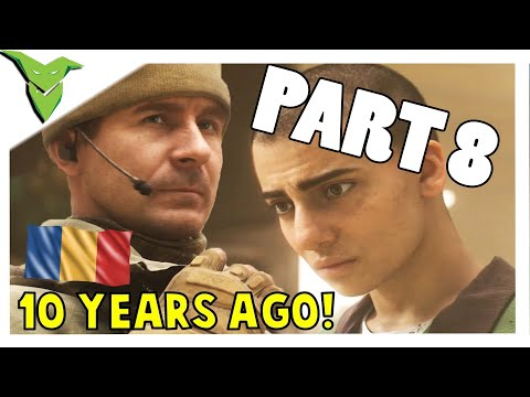 Young Captain Price Meets Farah for the First time COD MW - Walkthrough Gameplay Part 8 [30 MIN] PS4