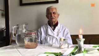 Eiweißfasten bei Gelenkschmerzen; basisch Essen bei Diabetis und Strophanthin bei Herzinfarkt