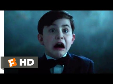 The House With a Clock in Its Walls (2018) - Raising The Dead Scene (4/10) | Movieclips