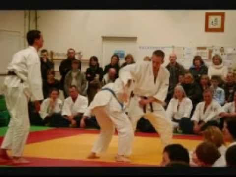 Wa-Jutsu mthode de Ju-Jutsu Kagami 2009 CSACCB