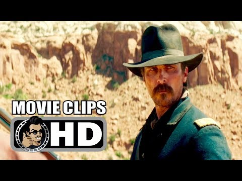HOSTILES - 15 Movie Clips + Trailer (2017) Christian Bale, Ben Foster Western Drama Movie HD