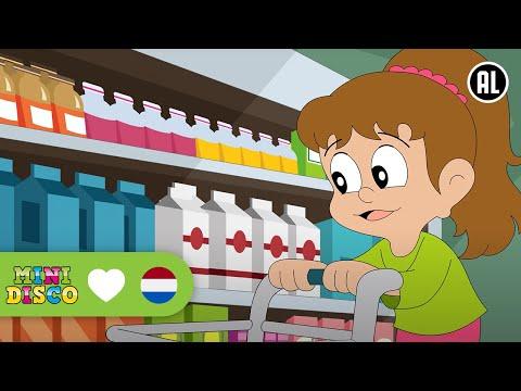 Boodschappen Doen | Kinderliedjes | Peuterliedjes | Kleuterliedjes | Minidisco