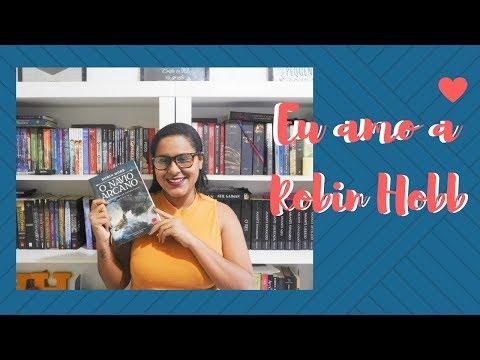 O Navio Arcano de Robin Hobb | Jé Vasques