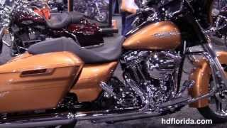 3. 2014 Harley Davidson Street Glide Special - New Motorcycle Model & Color