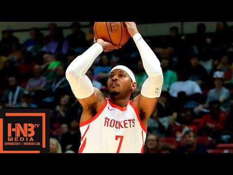 Houston Rockets vs Memphis Grizzlies Full Game Highlights | 02.10.2018, NBA Preseason - Thời lượng: 9:40.