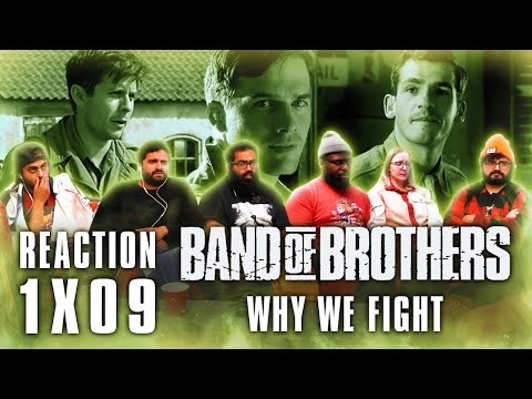 Band of Brothers - Episode 9 Why We Fight - Group Reaction