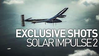 Le Solar Impulse 2 en vidéo