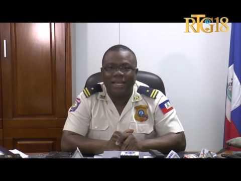 Police Nationale d'Haïti (PNH) / Bilan
