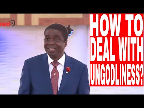 UNDERSTANDING THE COST AND CURE OF UNGODLINESS   BISHOP DAVID ABIOYE NEWDAWNTV   SEPT 13TH 2020