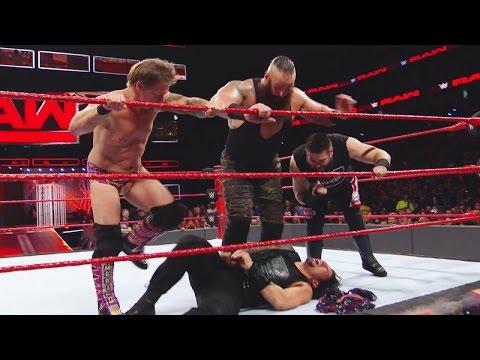 WWE Monday Night Raw 1 9 2017 Full Show HD   WWE Raw 9 January 2017 Full Show This Week mp4