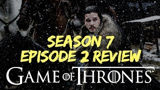 """Game of Thrones Season 7 Episode 2, """"Stormborn,"""" Recap and Review. Recommended Order to View our Videos:..."""