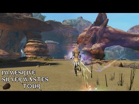 GW2 - This is a spoiler free video, I'm exploring the new map while talking about its mechanics! Enjoy guys, its a big one!