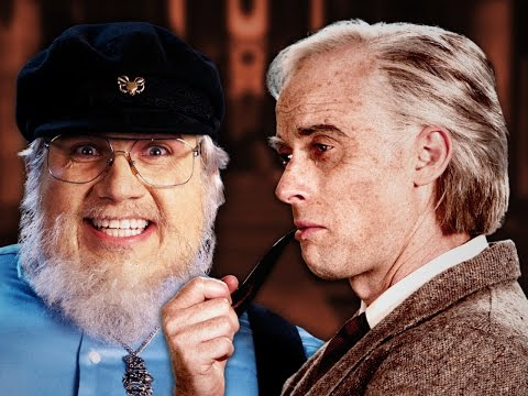 J. R. R. Tolkien vs George R. R. Martin.  Epic Rap Battles of History. Season 5 (видео)