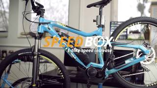 SpeedBox2 for YAMAHA PW Drive