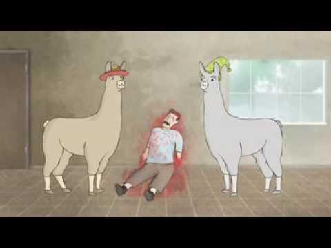 llamas in hats. Llamas With Hats 3 - Page 2