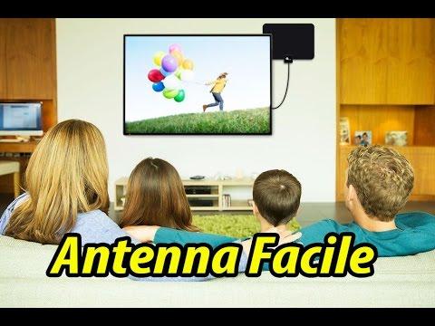 Antenna per televisione digitale terrestreb HDTV recensione 1byone