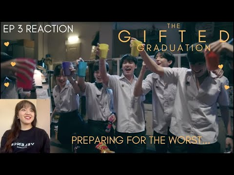 {They've won?} The Gifted Graduation ep 3 Reaction