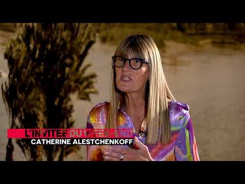 L'invitée du week-end : Catherine Alestchenkoff