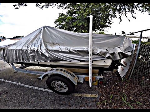 Super Easy DIY BOAT GUIDES for your Trailer!! $25!!!
