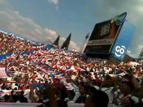 Ultra fiel - Semifinales domingo 5 mayo 2013 Olimpia vs Platense - La Ultra Fiel - Club Deportivo Olimpia