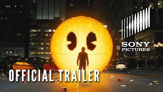 Nonton Pixels   Official Trailer  Hd    Summer 2015 Film Subtitle Indonesia Streaming Movie Download