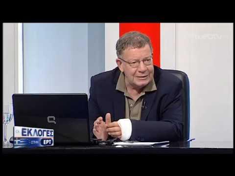 Μια πρώτη εκτίμηση για το εκλογικό αποτέλεσμα από τον Ηλία Νικολακόπουλο | 26/05/2019 | ΕΡΤ