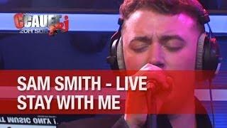 Sam Smith - Stay With Me - Live - C'Cauet sur NRJ