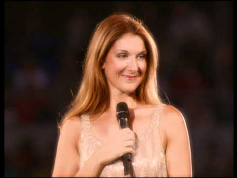 Celine Dion - Je Sais Pas (Live In Paris at the Stade de France 1999) HDTV 720p