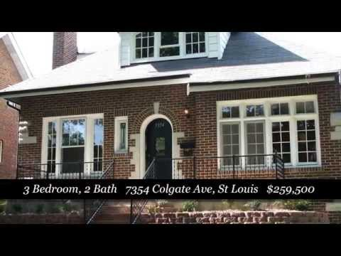 Home For Sale 7354 Colgate Ave, St Louis 63130-2931