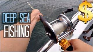 Video Deep Sea Fishing!! Is a Charter Boat Trip worth the Money?? MP3, 3GP, MP4, WEBM, AVI, FLV Desember 2017