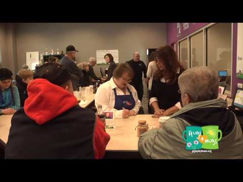 Watch video Down Syndrome: Hugs & Mugs Grand Opening