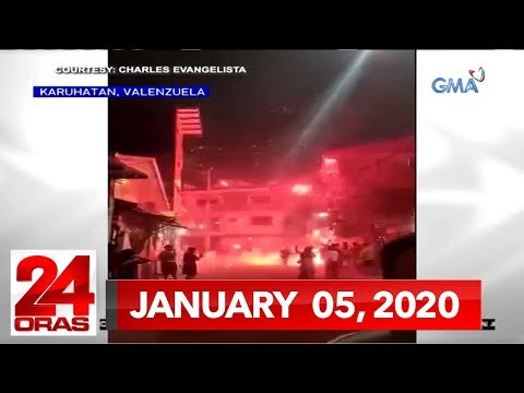 24 Oras Weekend Express: January 5, 2020 [HD]