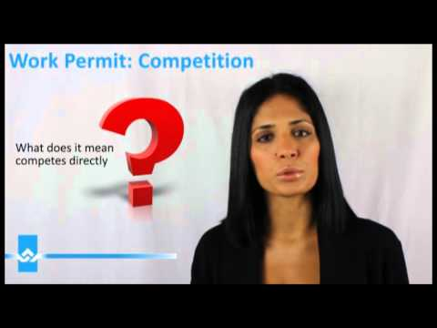 Canada Work Permit Competition Video