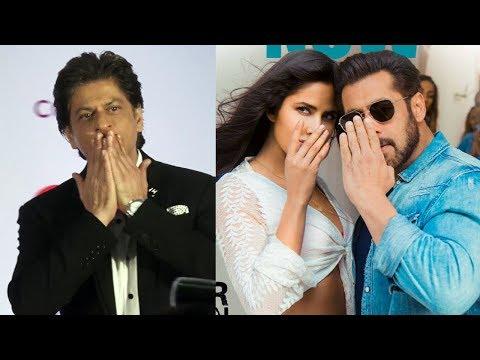 Shahrukh Khan Praises Salman Khan Katrina Kaif's T