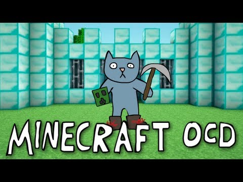 Minecraft OCD (Original Minecraft Song by Boots On Cats)