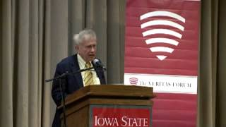 Video The Real Jesus: Paul Maier presents new evidence from history and archeology at Iowa State MP3, 3GP, MP4, WEBM, AVI, FLV Agustus 2019