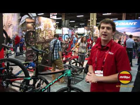 Interbike 2014: Norco Range and Sight Mountan Bikes (видео)