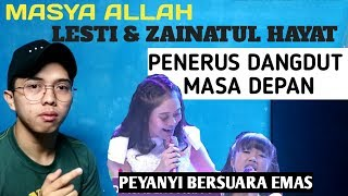 Video LESTI DAN ZAINATUL HAYATI INA SI KECIL REACTION DA ASIA 4 MP3, 3GP, MP4, WEBM, AVI, FLV Januari 2019