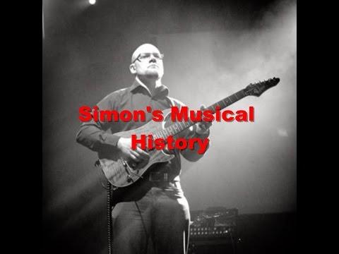 Simon Smith's Musical History